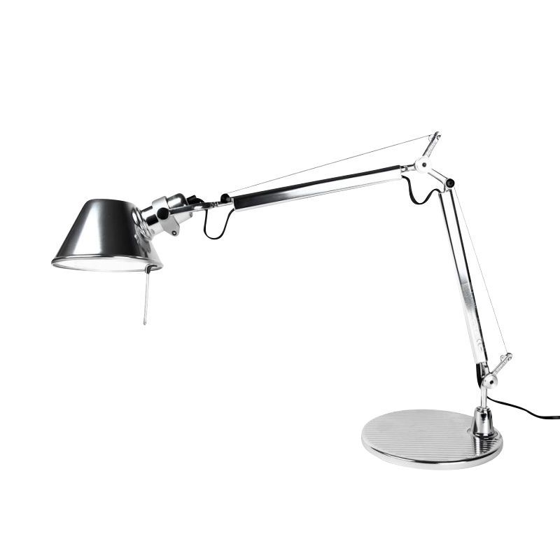 Lampa Birou Chrom Office Lamp