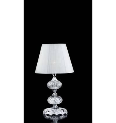 Lampa Birou Crom Auriu