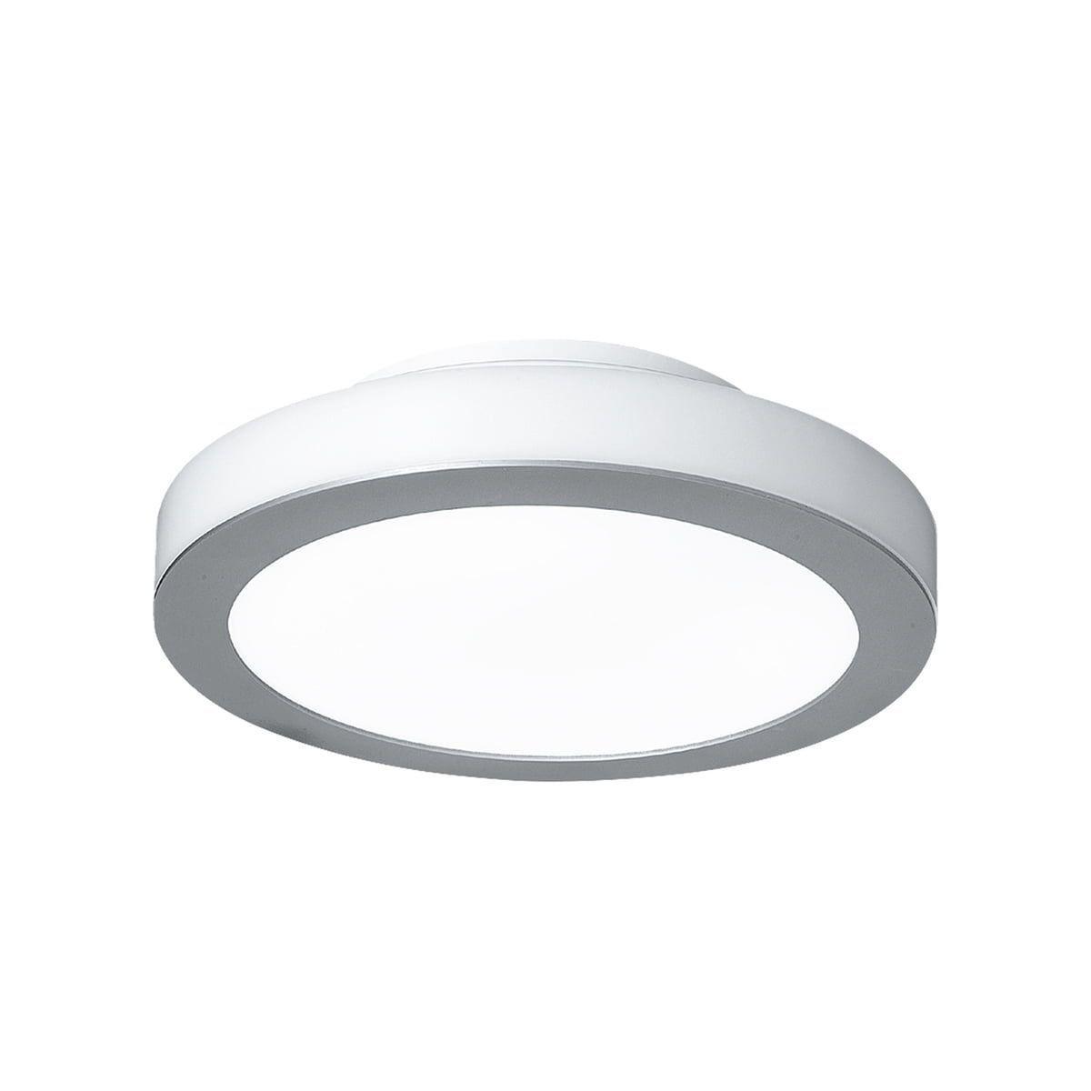 Plafoniera Io Perete Aluminium Ring