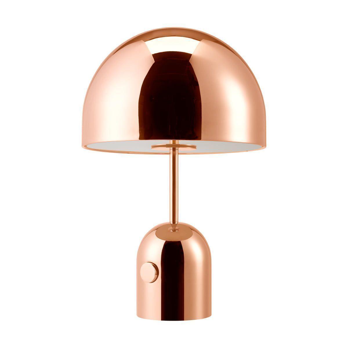 Lampa Birou Cupru Plated Steel