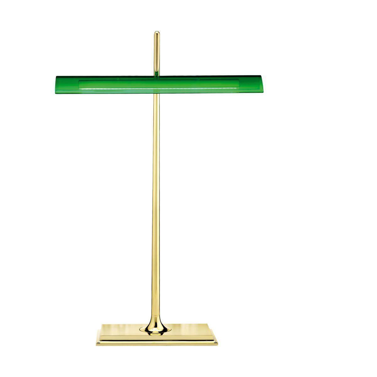 Lampa Birou Cupru Verde