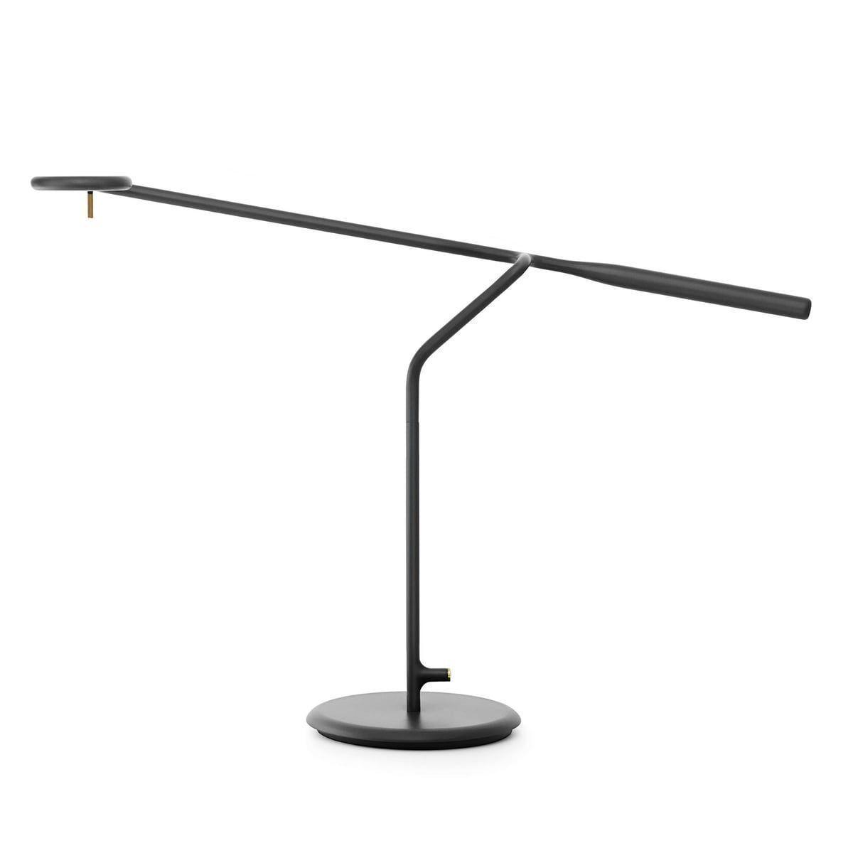 Lampa Birou Negru
