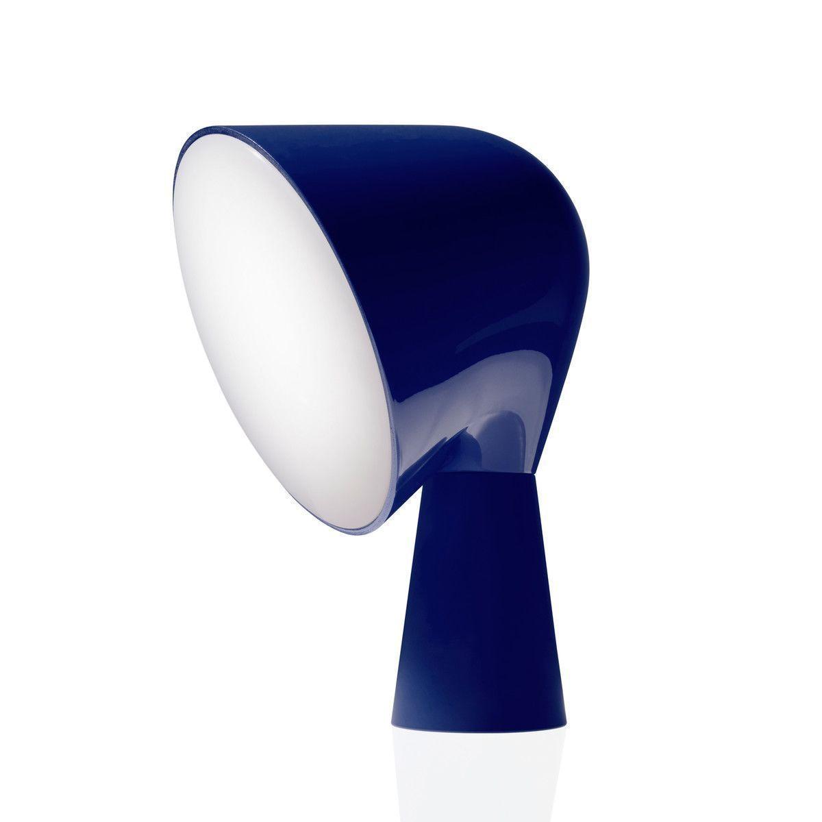 Lampa Birou Albastru