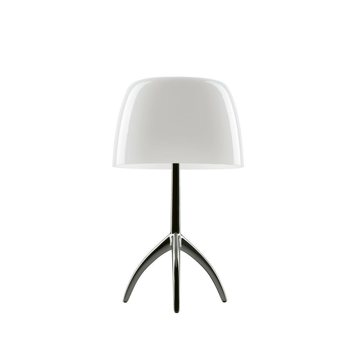 Lampa Birou Aluminium Alb