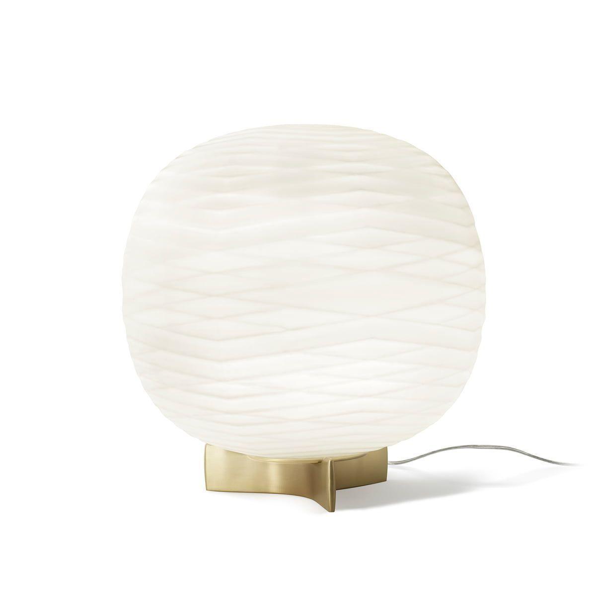 Lampa Birou Gem Alb