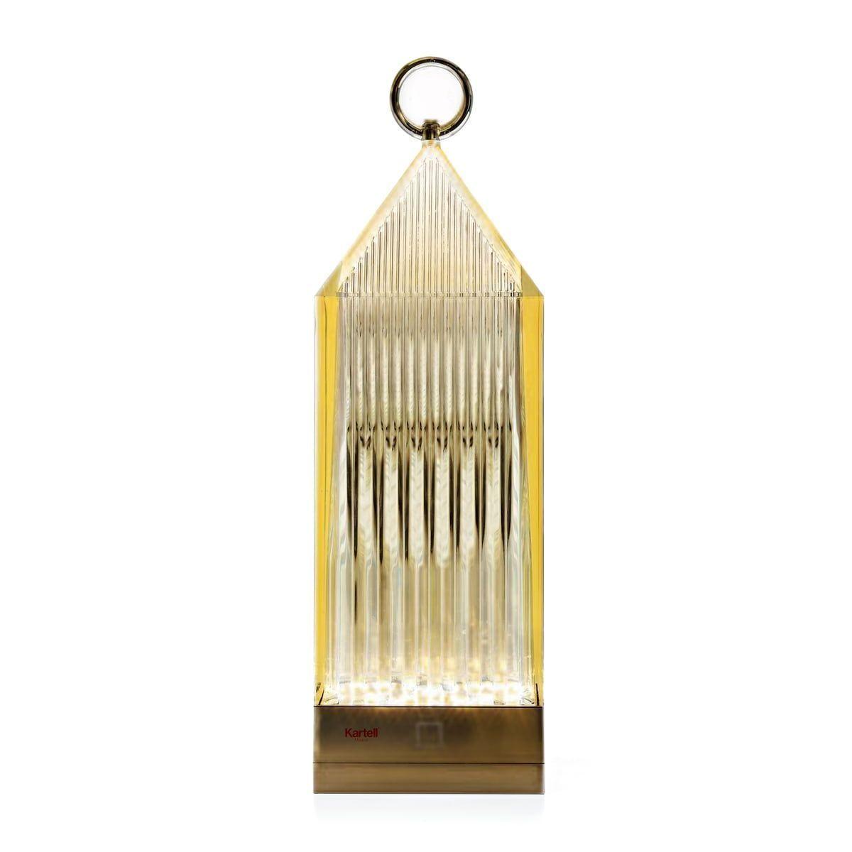Lampa Birou Lantern Led Amber