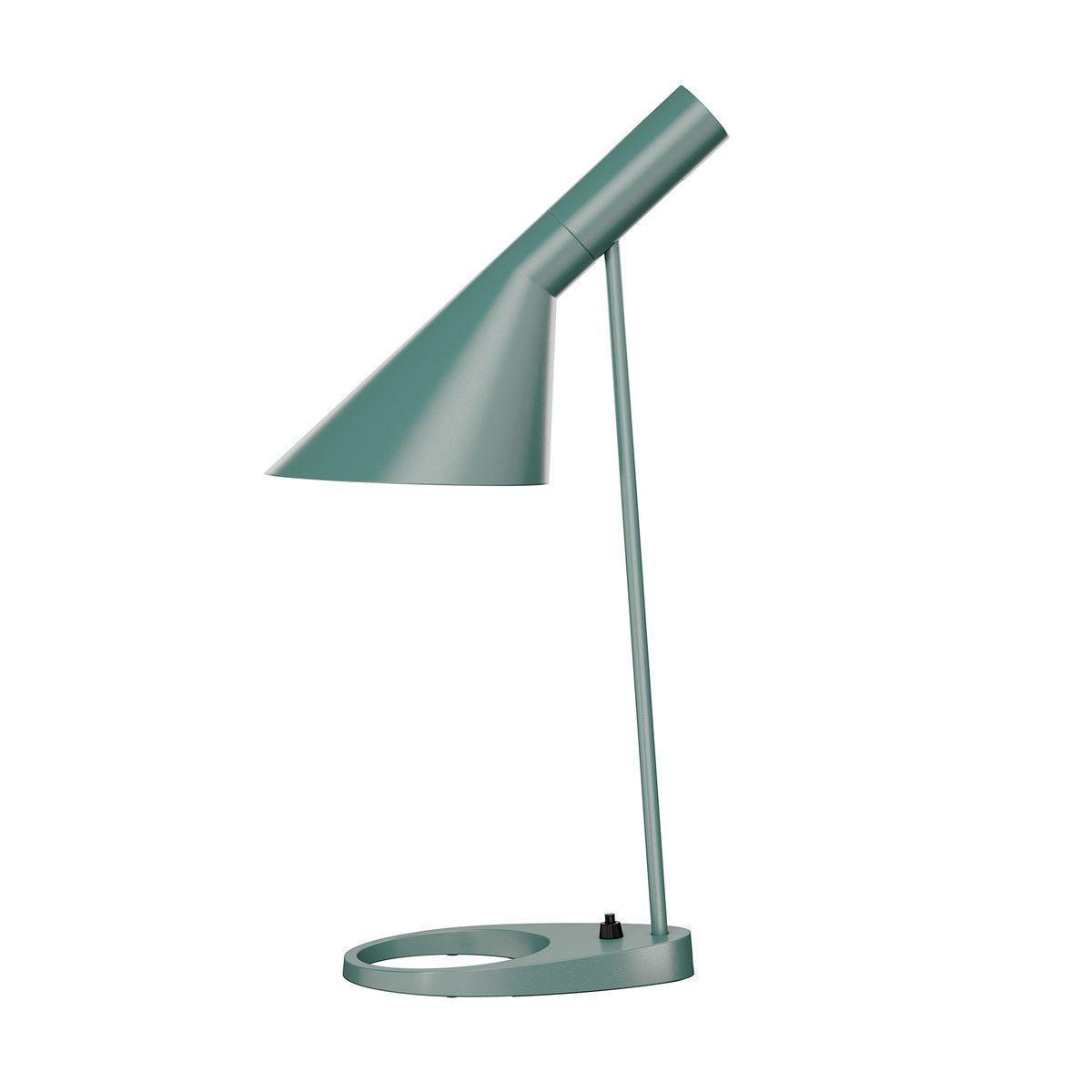 Lampa Birou Teal Pale