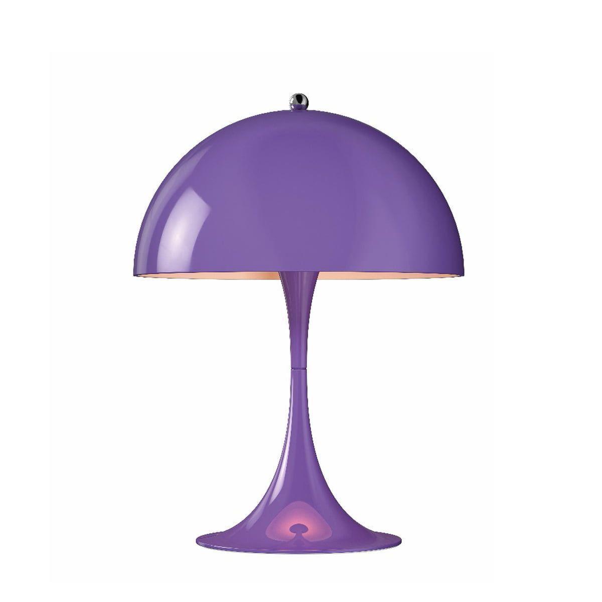 Lampa Birou Mini Violet