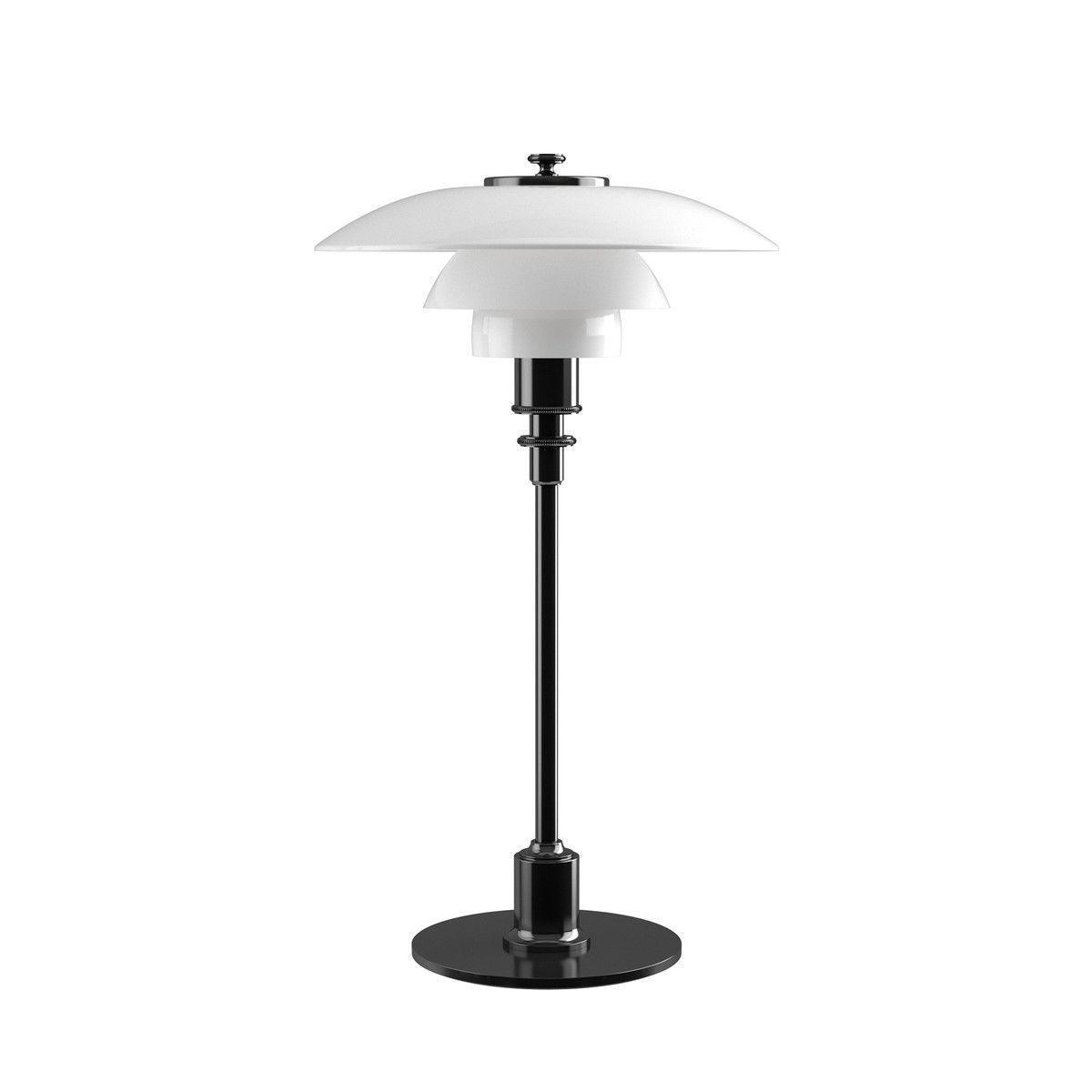 Lampa Birou Negru Metallised