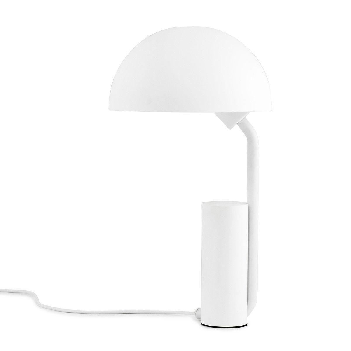 Lampa Birou Cap Alb