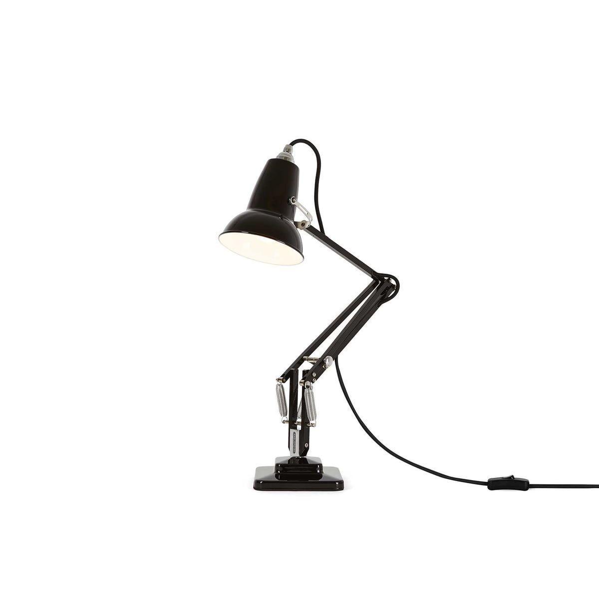 Lampa Birou Mini Desk Jet Negru