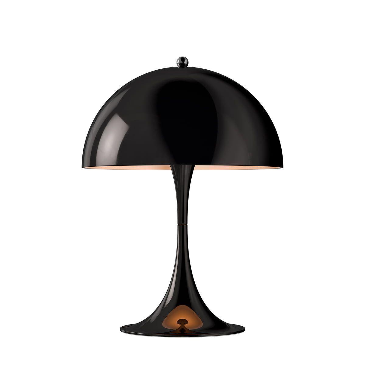 Lampa Birou Mini Negru
