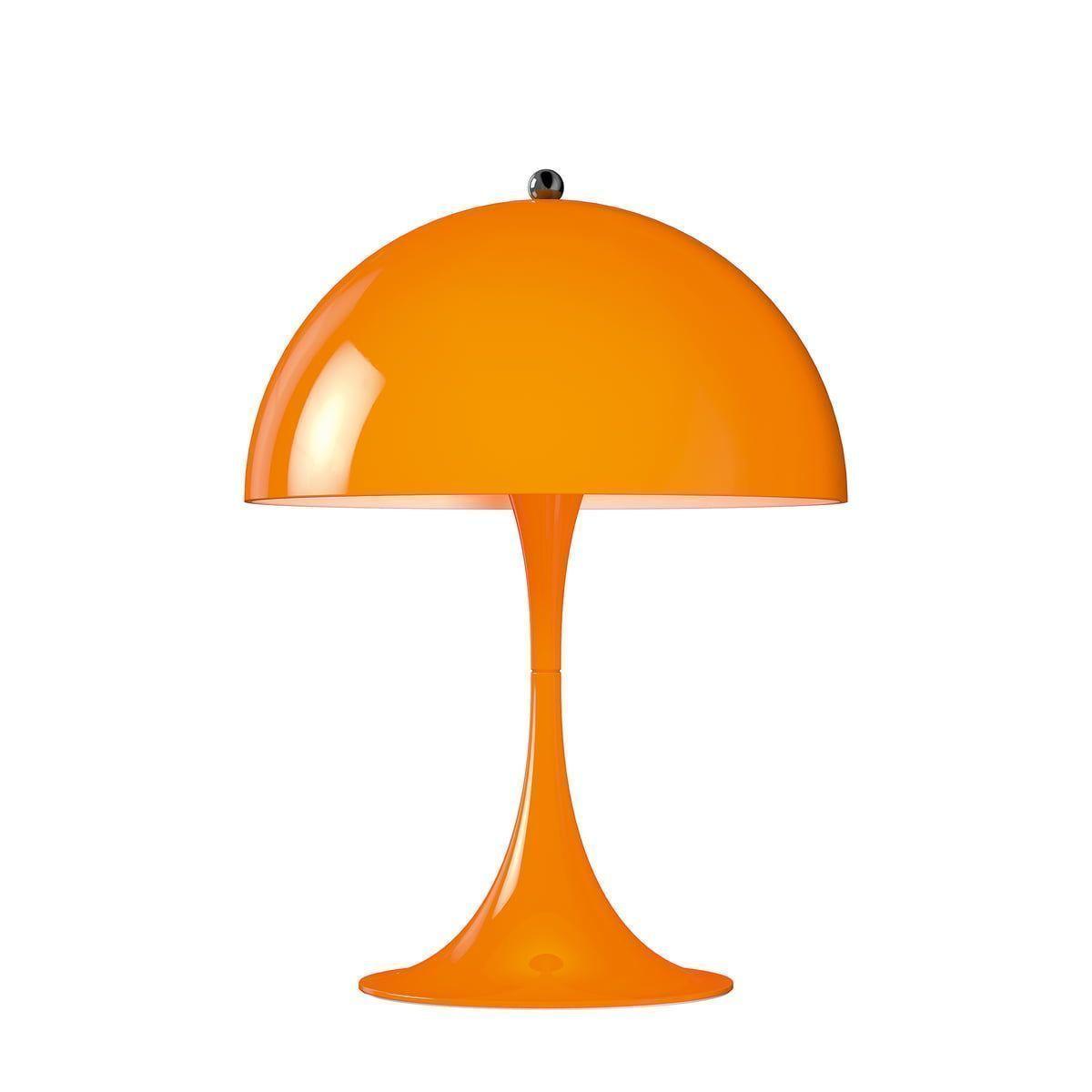 Lampa Birou Mini Orange