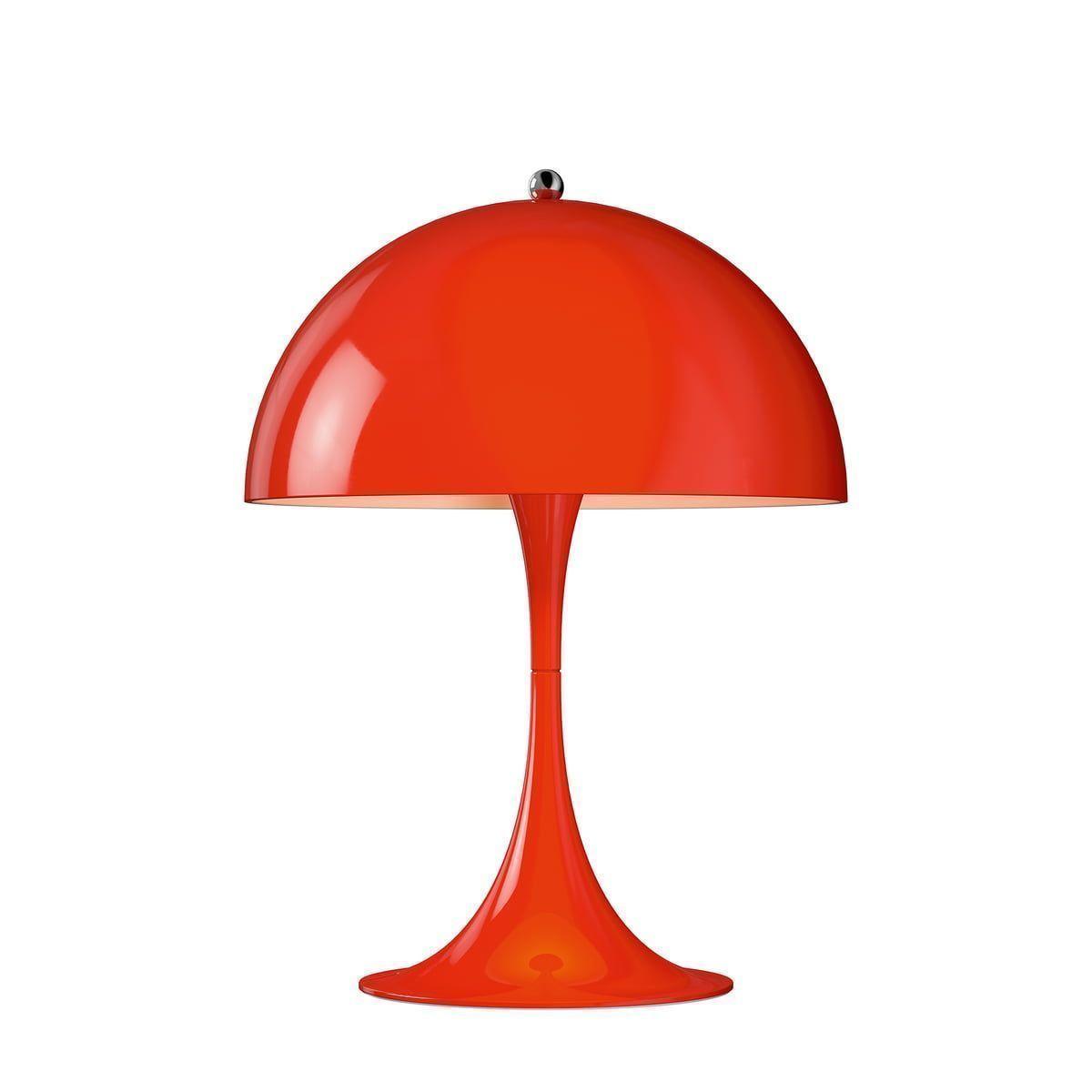 Lampa Birou Mini Red