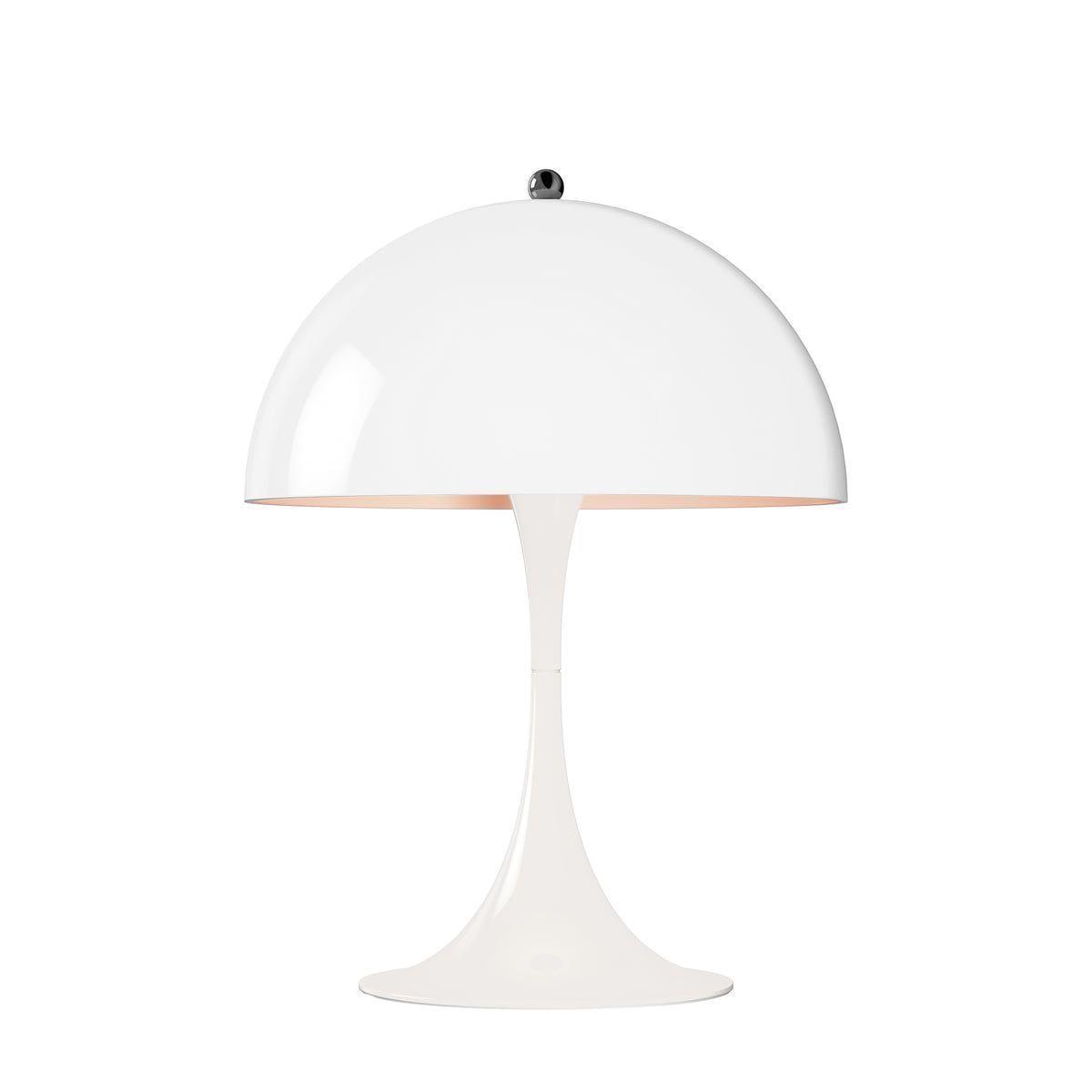 Lampa Birou Mini Alb
