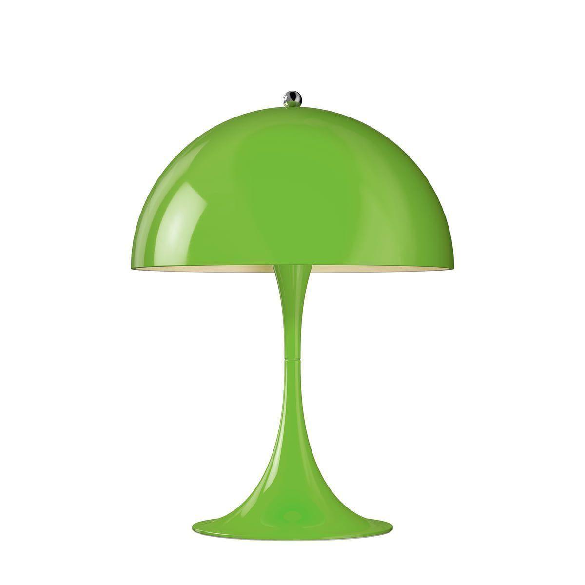 Lampa Birou Mini Galben Verde