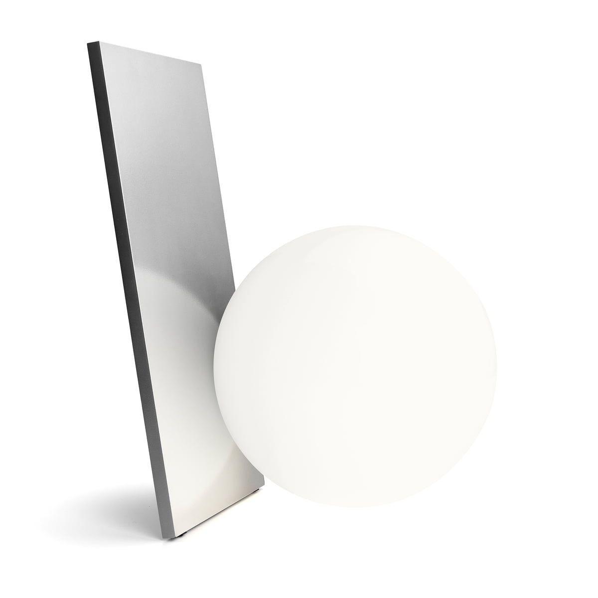Lampa Birou Argintiu