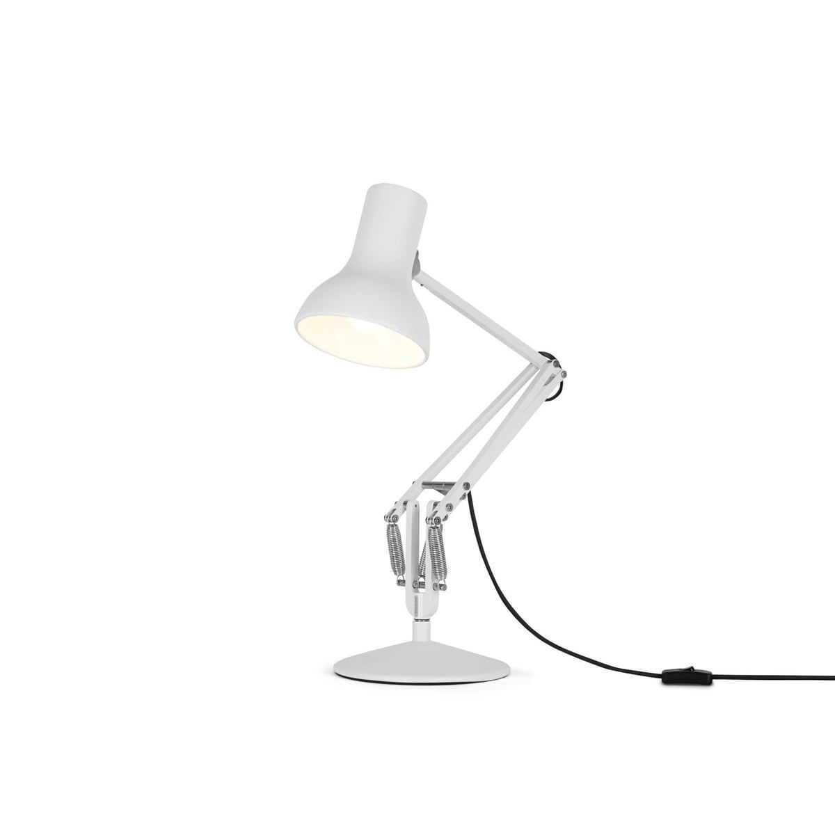 Lampa Birou Mini Desk Alpine Alb