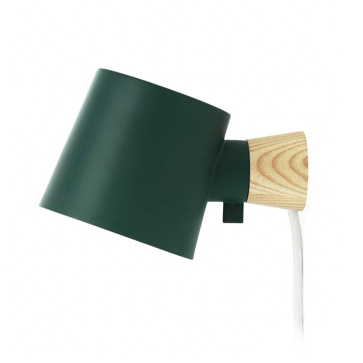 Aplica Perete Teal Verde