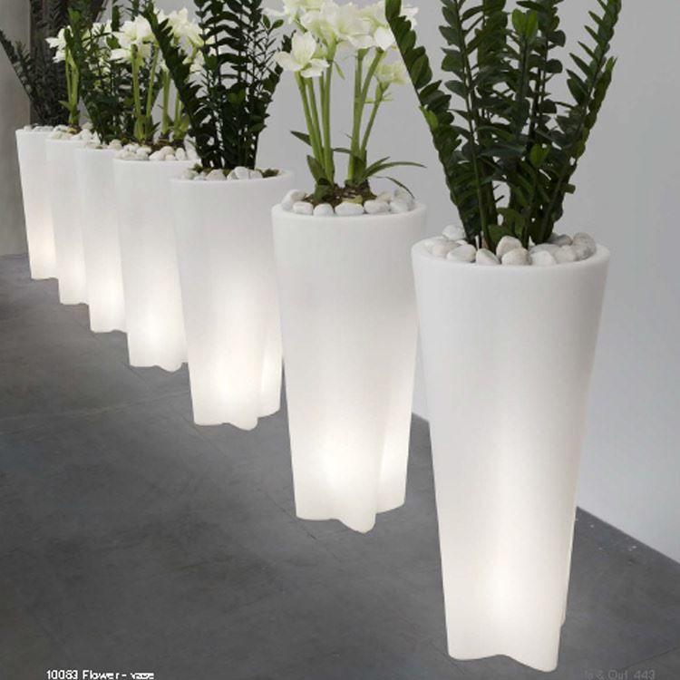 Lampadar Gradina Floral Light