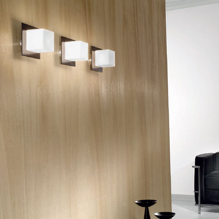 Aplica Perete Cubic Light
