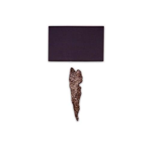 Aplica Negru Lit Perete Lamp
