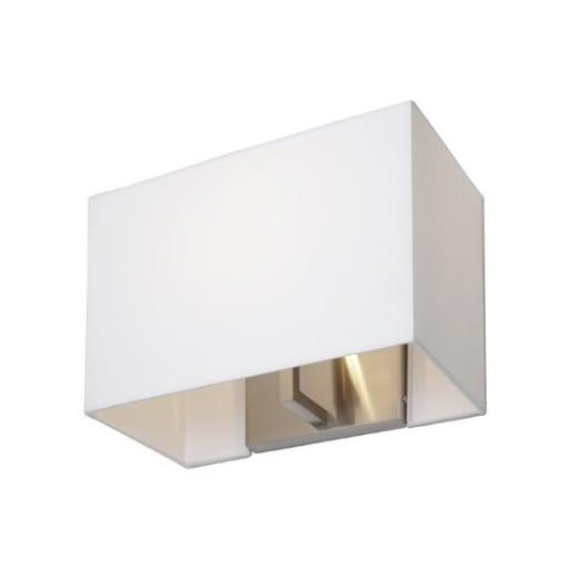 Aplica Blithe Alb Perete Lamp