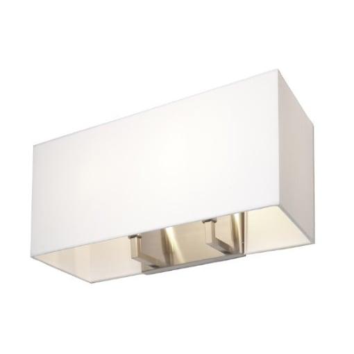Aplica Crissa Rectangular Perete Lamp