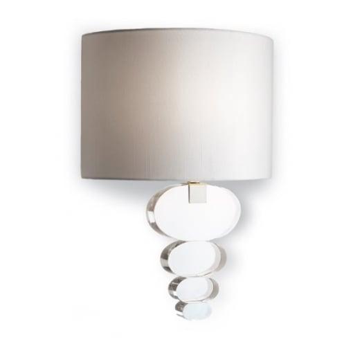 Aplica Cristal Antic Cupru Perete Lamp