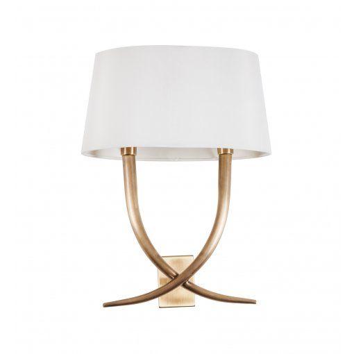 Aplica Iva Antic Cupru Perete Lamp