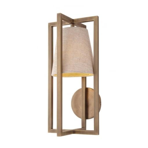 Aplica Antic Cupru Perete Lamp