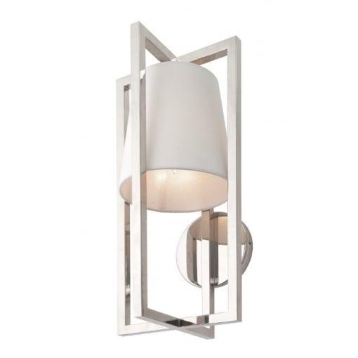 Aplica Nickel Perete Lamp