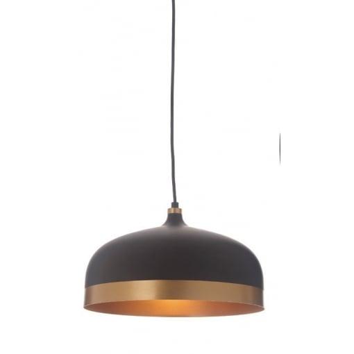 Candelabru Negru Auriu Lamp