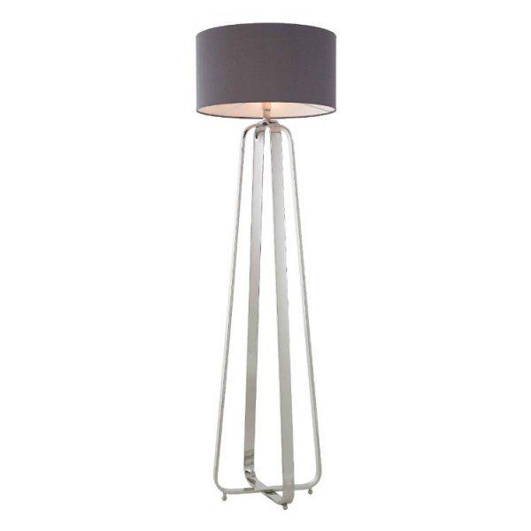 Lampadar Victoria Nickel