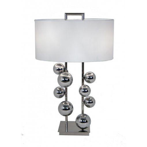Lampa Birou Aero Two Bar Crom