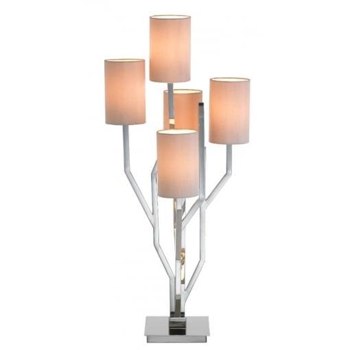 Lampa Birou Aregno Nickel