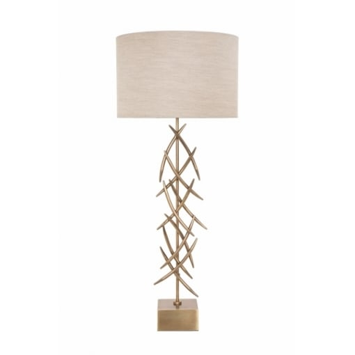 Lampa Birou Arleta Antic Cupru