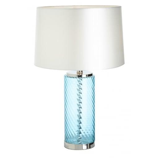 Lampa Birou Arta Sticla