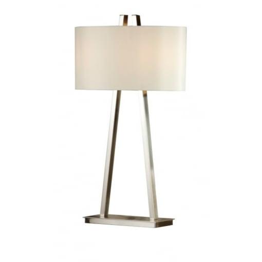 Lampa Birou Baxter Nickel
