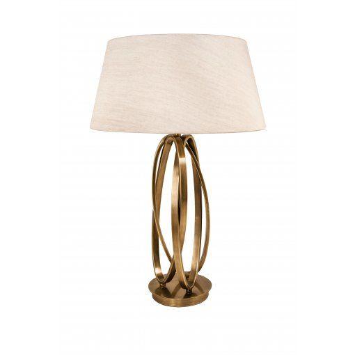 Lampa Birou Brisa Antic Cupru