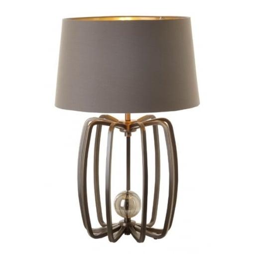 Lampa Birou Antic Cupru Mic