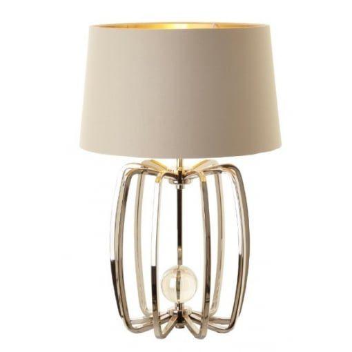 Lampa Birou Nickel Mic