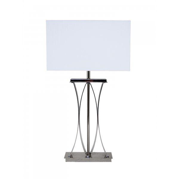 Lampa Birou Charlize Nickel