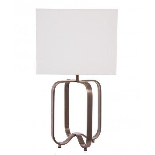 Lampa Birou Earle Antic Cupru