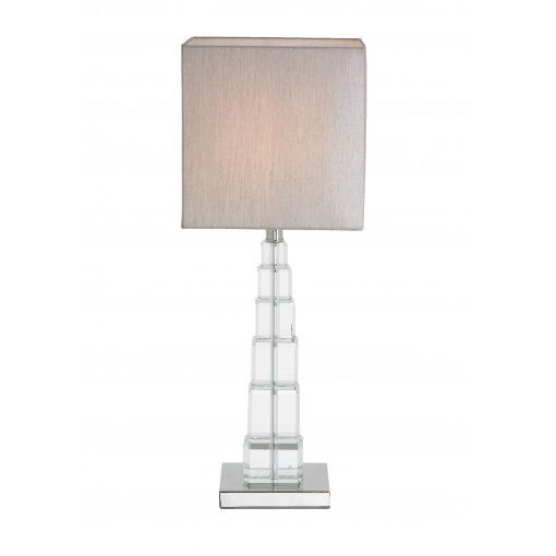 Lampa Birou Earlston Cristal Crem