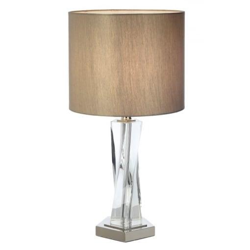 Lampa Birou Edith Sticla