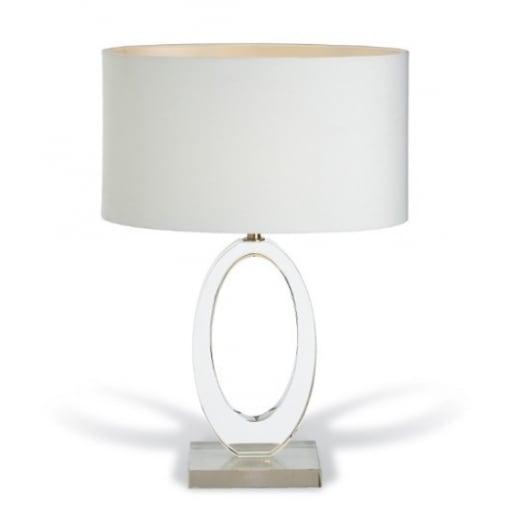 Lampa Birou Elian Cristal Antic Cupru