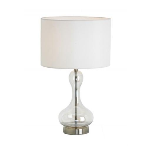 Lampa Birou Enya Sticla Lamp