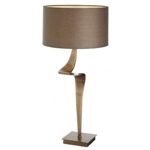 Lampa Birou Antic Cupru Stanga