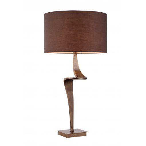 Lampa Birou Antic Cupru Dreapta